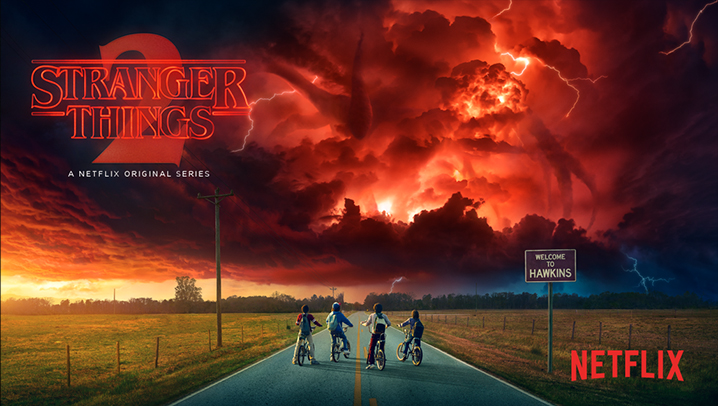 Stranger Things - Apple TV